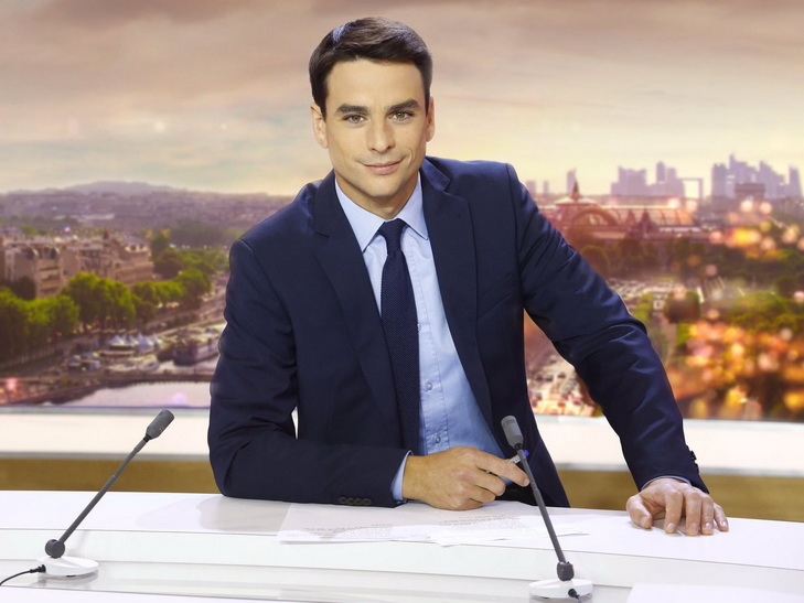 Edition spéciale sur France 2, présentée par Julian Bugier.