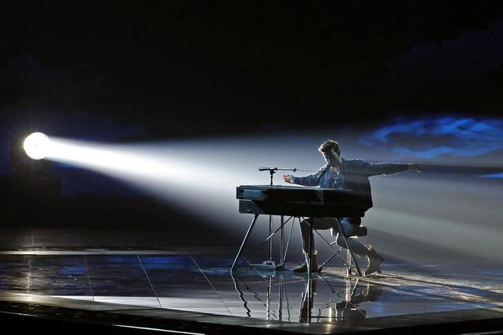 Duncan Laurence (Pays-Bas), vainqueur de l'Eurovision 2019.