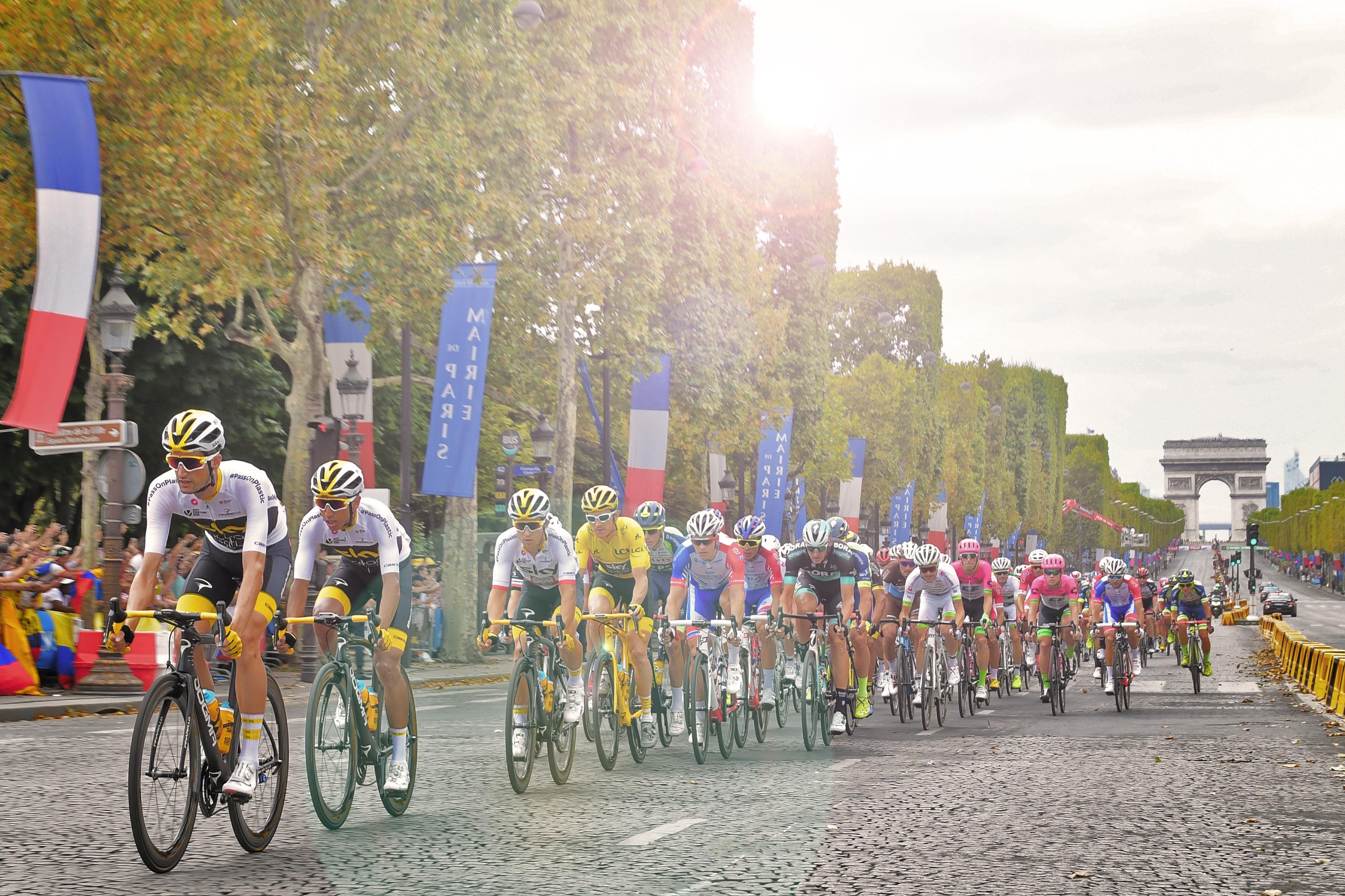 Final du Tour de France