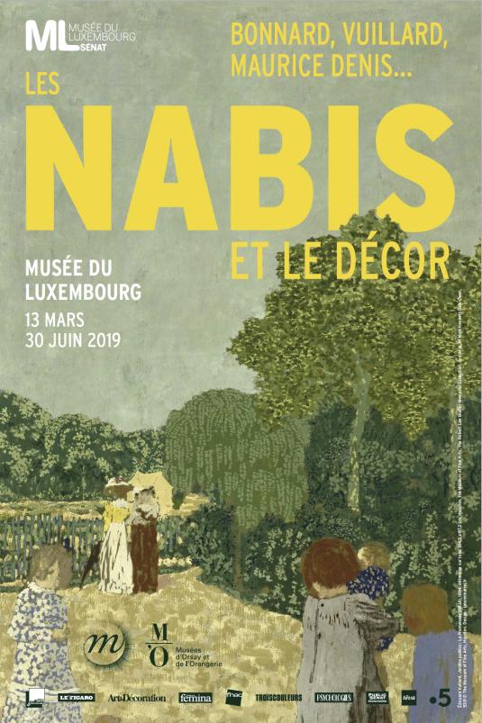 Exposition « Les Nabis et le décor »