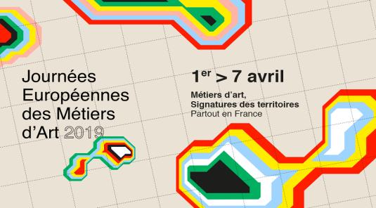 Rendez-vous aux Journées européennes des métiers d'art, du 1er au 7 avril.