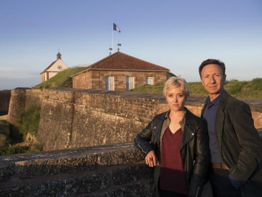 « Meurtres en Lorraine », avec Lilly-Fleur Pointeaux et Stéphane Bern.