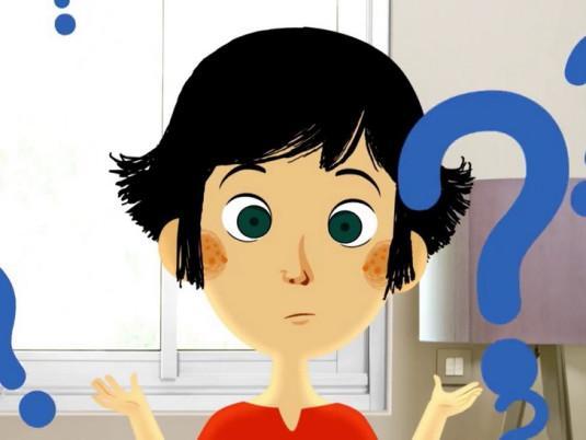 Mily cherche à comprendre le monde et se pose toutes sortes de questions.
