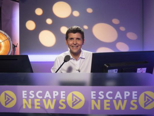 Thomas Sotto dans « Escape News »