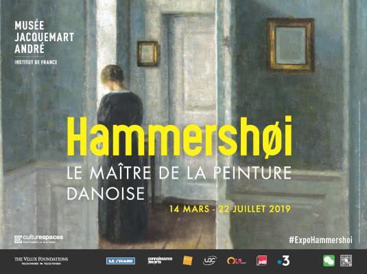 « Hammershøi, le maître de la peinture danoise», au musée Jacquemart-André.