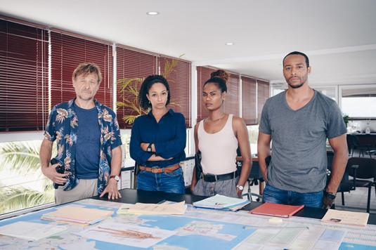 « OPJ, Pacifique Sud » : en tournage en Nouvelle-Calédonie