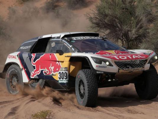 Le Dakar 2019, du 6 au 17 janvier sur France tv sport.