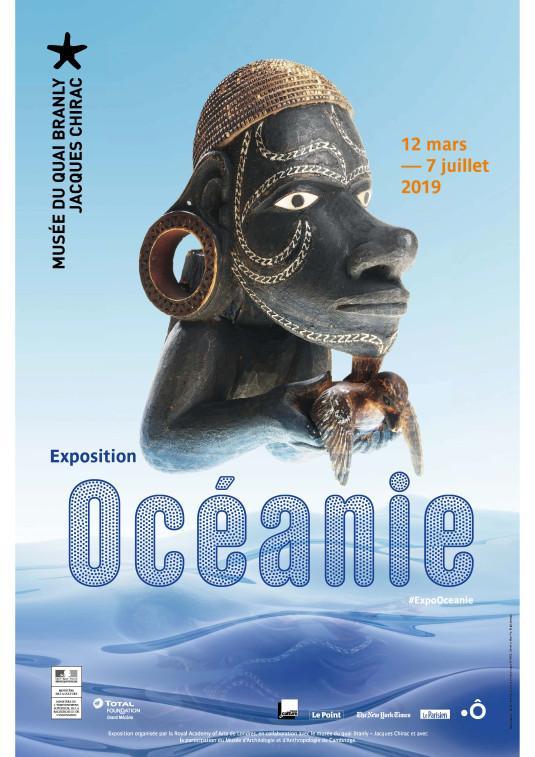 Exposition au musée du Quai Branly Jacques Chirac jusqu'au 7 juillet 2019.