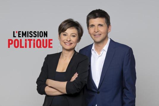 L'Émission politique - Alexandra Bensaïd Thomas Sotto