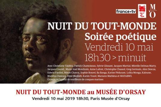 Une soirée littéraire, poétique et musicale.