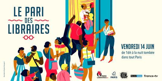 La première fête des librairies parisiennes indépendantes !