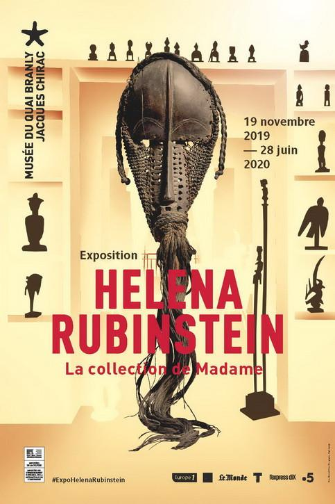« Helena Rubinstein, la collection de Madame »