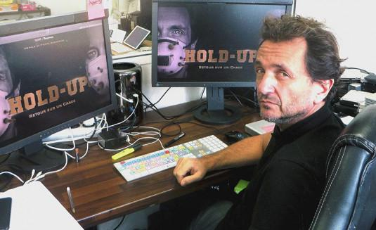 Pierre Barnérias, auteur du film « Hold-up »