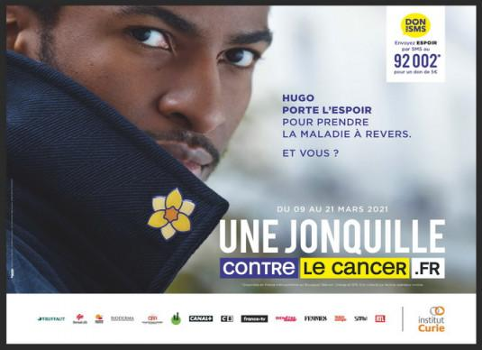 Une jonquille contre le cancer, du 9 au 21 mars