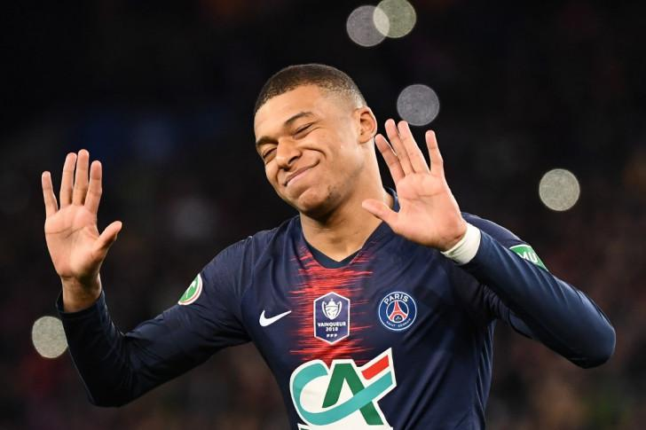Kylian Mbappé vers le 13etitre en Coupe de France pour le PSG?