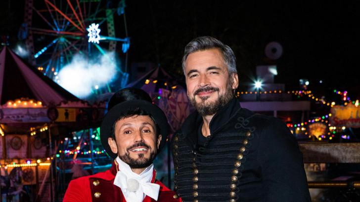 Olivier Minne et Willy Rovelli