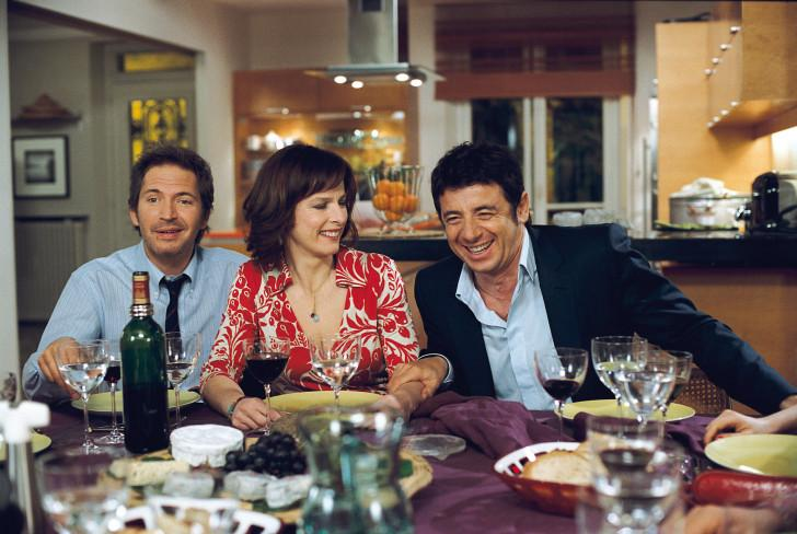 Christopher Thompson, Karin Viard, Patrick Bruel