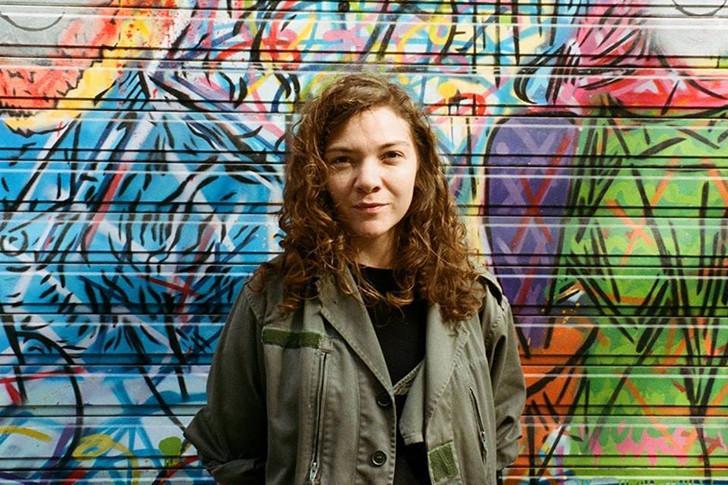 Félicia Viti, auteure et réalisatrice de la série