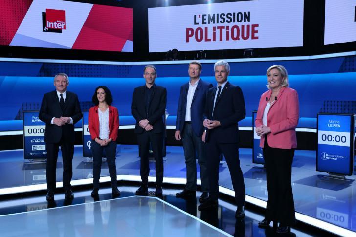 EUROPEENNES débat décisif