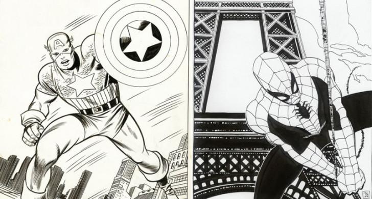 De Captain America à Spider Man, les personnages se sont complexifiés.