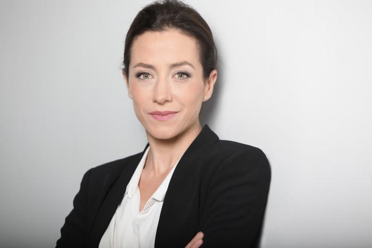 Virna Sacchi présentatrice de « Pièces à conviction »