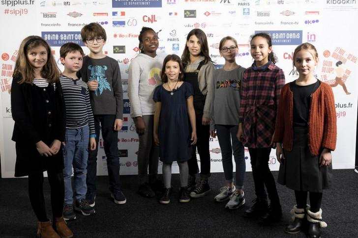 Le jury « Fiction Junior ».v